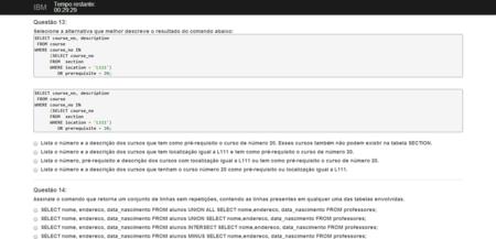 IBM   Ambiente de Estudos e Avaliações-1