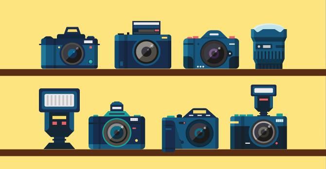 cámara para grabar video