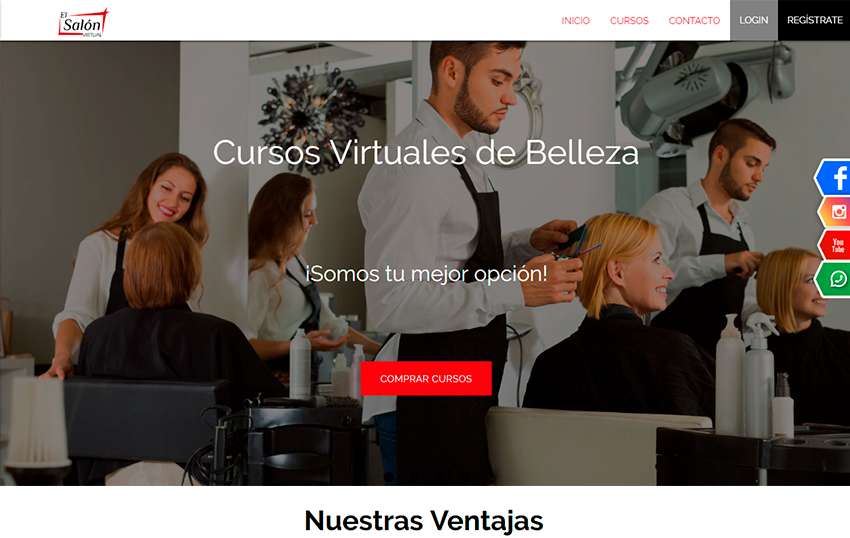 El Salón Virtual