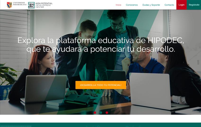 HIPODEC | High Potential development center
